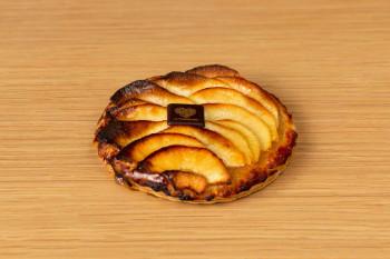 tartelette feuilletée pomme